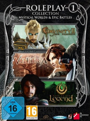 Roleplay Collection 1: Mystical Worlds & Epic Battles