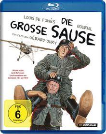 Die große Sause [Blu-ray]