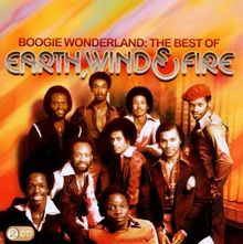Boogie Wonderland: the Best of Earth,Wind & Fire