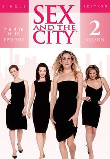 Sex and the City - Season 2, Episode 07-13