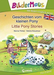 Bildermaus - Mit Bildern Englisch lernen - Geschichten vom kleinen Pony - Little Pony Stories