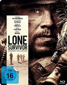 Lone Survivor - Steelbook [Blu-ray] [Limited Edition]