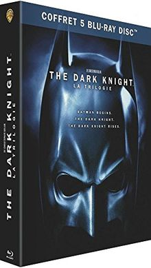 The Dark Knight - La trilogie [Blu-ray]
