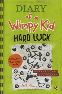 Diary of a Wimpy Kid 08. Hard Luck: (Wimpy Kid 8)