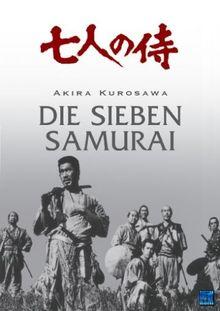 Akira Kurosawa: Die Sieben Samurai - DigiPack