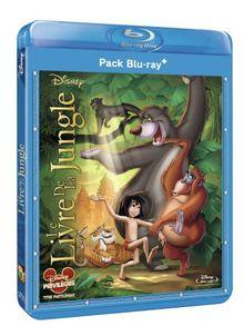 Coffret le livre de la jungle [Blu-ray]