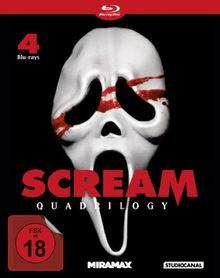 Scream Quadrilogy [Blu-ray]
