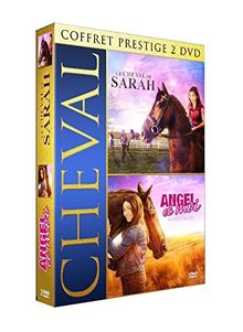 Coffret cheval : le cheval de sarah ; angel et moi [FR Import]