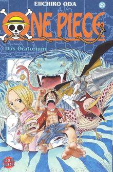 One Piece, Band 29: Das Oratorium