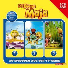 3-CD Hörspielbox zur Neuen TV-Serie (Cgi) Vol.1