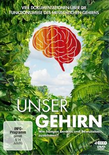 Unser Gehirn [4 DVDs]