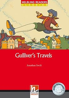 Gulliver's Travels, Class Set: Helbling Readers Red Series / Level 3 (A2) (Helbling Readers Classics)