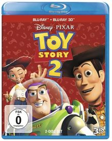 Toy Story 2 (+ Blu-ray 3D)