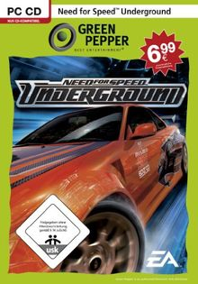 Need for Speed: Underground [Green Pepper]