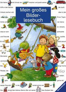 Lesebilderbuch: Mein großes Bilderlesebuch