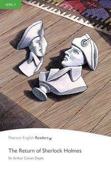 The Return of Sherlock Holmes, w. MP3-CD (Pearson English Graded Readers)
