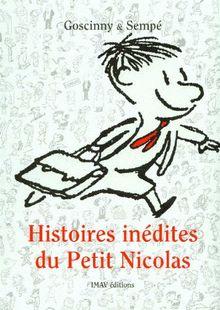 Histoires inédites du petit Nicolas: v. 1