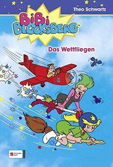Bibi Blocksberg, Band 08: Das Wettfliegen