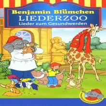 Benjamin Blümchen - Liederzoo: Lieder zum Gesundwerden [Musikkassette] [Musikkassette]