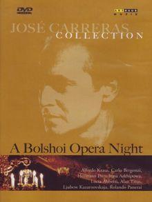 José Carreras - Collection: A Bolshoi Opera Night (NTSC)