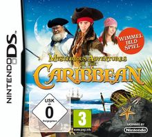 Mysterious Adventures in the Carribean - [Nintendo DS]
