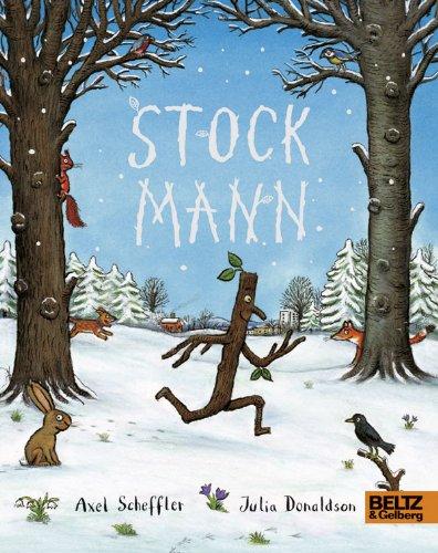 Stockmann Vierfarbiges Pappbilderbuch Von Axel Scheffler
