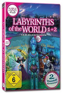 Purple Hills Labyrinths of the World 1 und 2