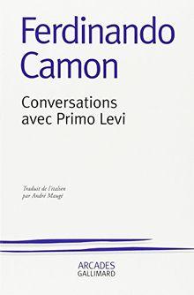 Conversations avec Primo Levi (Arcades)