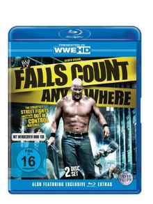 WWE - Falls Count Anywhere Matches [Blu-ray]
