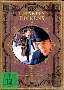 Charles Dickens Klassiker Box (Scrooge, Oliver Twist, David Copperfield) [2 DVDs]