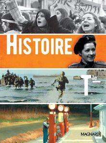 Histoire Tle (2020) - Manuel élève (Histoire lycée)