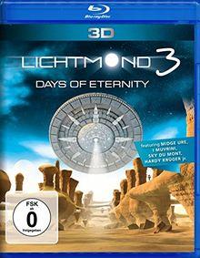 Days Of Eternity (3D Blu-Ray) - Lichtmond