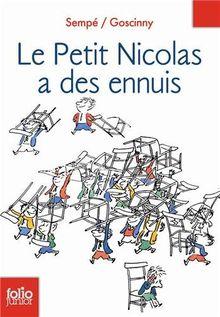 Le Petit Nicolas: A Des Ennuis (Folio Junior)