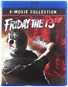 Friday The 13th The Ultimate Collection [Blu-ray] (englische Version)