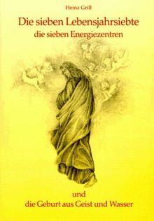 Die sieben Lebensjahrsiebte, die sieben Energiezentren und die Geburt aus Geist und Wasser