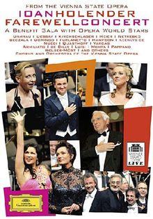 Ioan Holender Farewell Concert [2 DVDs]
