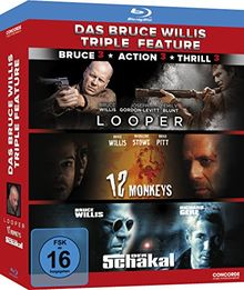 Das Bruce Willis Triple Feature [Blu-ray]