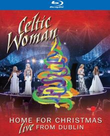Celtic Woman - Home For Christmas/Live From Dublin [Blu-ray]
