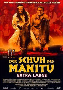 Der Schuh des Manitu - Extra Large (Einzel-DVD)