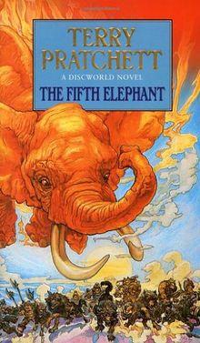 The Fifth Elephant: A Discworld novel (Discworld Novels)