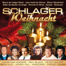 Schlager Weihnacht (mit Christian Anders, Roy Black, Peter Orloff, Bata Illic, Jonny Hill, Freddy Quinn uva.)