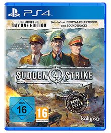 Sudden Strike 4 [PlayStation 4]