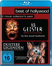 Best of Hollywood - 2 Movie Collector's Pack 29 (13 Geister / Düstere Legenden) [Blu-ray]