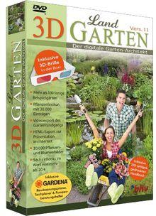 3D Garten 11
