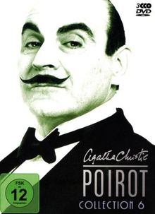 Agatha Christie - Poirot Collection 06 [3 DVDs]
