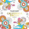 Le petit livre de coloriages : California Dream