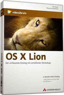 OS X Lion - Video-Training (PC+MAC+Linux)