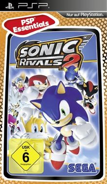 Sonic Rivals 2 [Essentials]