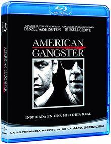 American Gangster (Edición Extendida) (Blu-Ray) (Import) (Keine Deutsche Sprache) (2008) Russell Crow