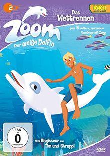Zoom - Der weiße Delfin: Das Wettrennen